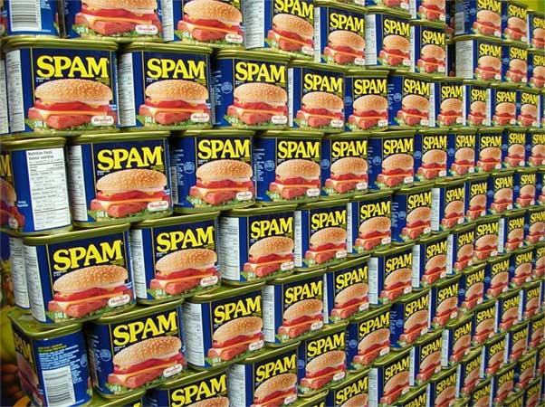 SPAM! Luk dit mailprogram!